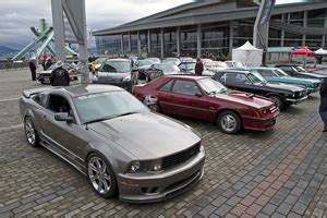 Vancouver International Auto Show Celebrates Bc's