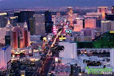 city lights las vegas las vegas city lights helicopter tour paradise found tours