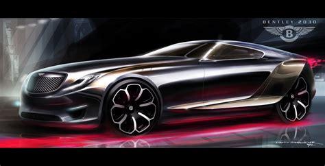 Bentley 2030 Concept  Car Body Design