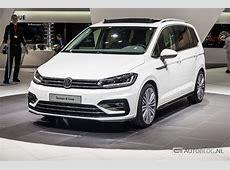 De Volkswagen Touran RLine info & prijzen Autoblognl
