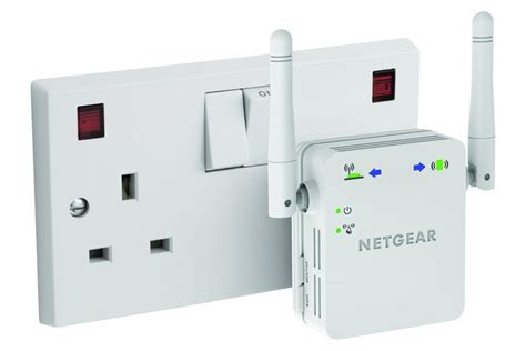 netgear wn3000rp wifi range extender review avforums