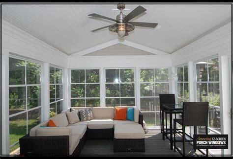 ez screen porch vadnais heights contemporary porch minneapolis by
