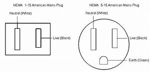 3 prong plug wiring diagram wiring diagram and schematic for Wiring 3 prong plug