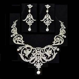 parure bijoux tanais With parure de mariage or