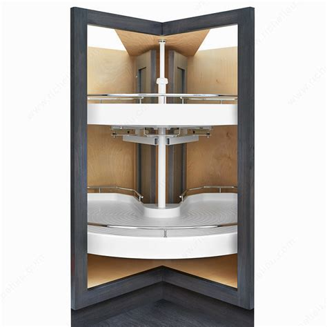 cabinets lazy susan assembly swivel assembly for folding doors richelieu hardware
