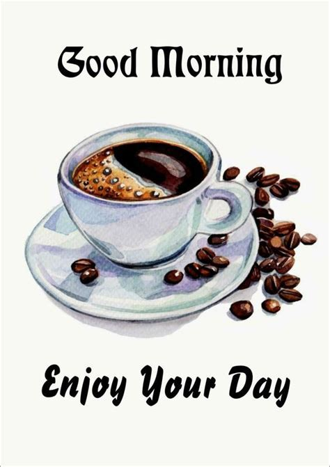 coffee morning drawing enjoy  day pictures
