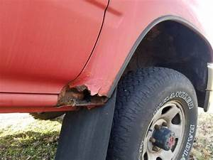 1993 Red Toyota Pickup Truck 4 Wheel Drive 4wd 4 Cylinder