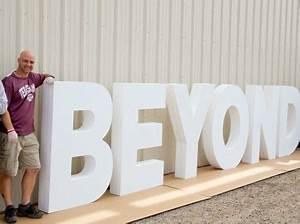 17 best ideas about foam letters on pinterest concrete With large foam board letters
