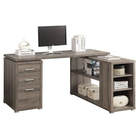 rustic l shaped computer desk the 25 best corner desk ideas on pinterest computer
