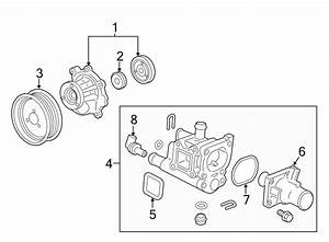 Chevrolet Sonic Engine Coolant Thermostat Kit  Cooling
