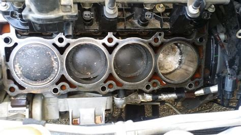 2007 Dodge Charger Piston Failure While Driving