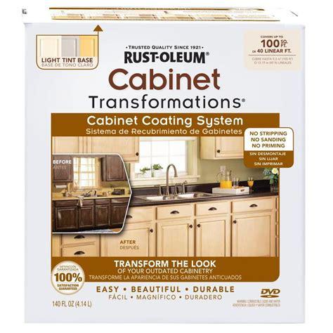 rustoleum cabinet transformations light kit shop rust oleum cabinet transformations light base satin