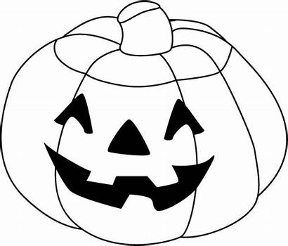 Pumpkin Coloring Pages Halloween Pumpkins Happy Scary