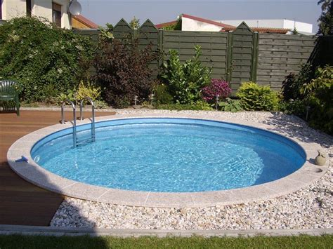 Runder Pool Im Garten by Pool Rund 3m Search Pool Dusche