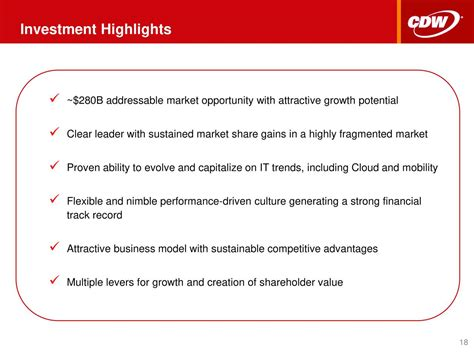 CDW (CDW) presents at Barclays Global TMT Conference - CDW ...