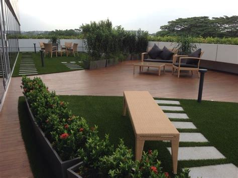 Advantages Of Synthetic Grass On Roofs