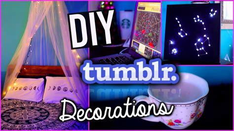 diy tumblr room decorations    year