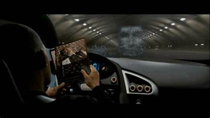 Driving Self Cars Future Augmented Reality Ux