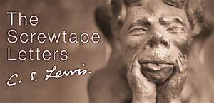 lunch and study fionas the screwtape letters With commentary on the screwtape letters