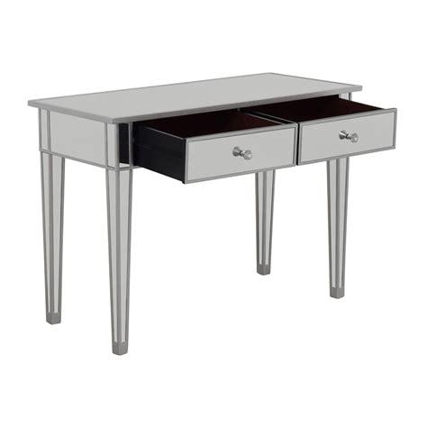 wayfair desk with drawers 45 wayfair wayfair two drawer mirrored vanity tables