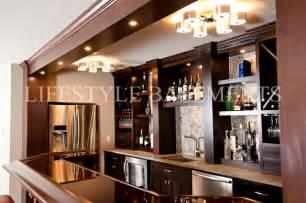 Basement Wet Bar Design