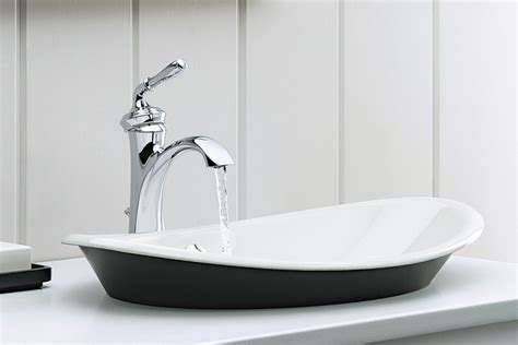 vessel sink ideal for aging in place bathroom the
