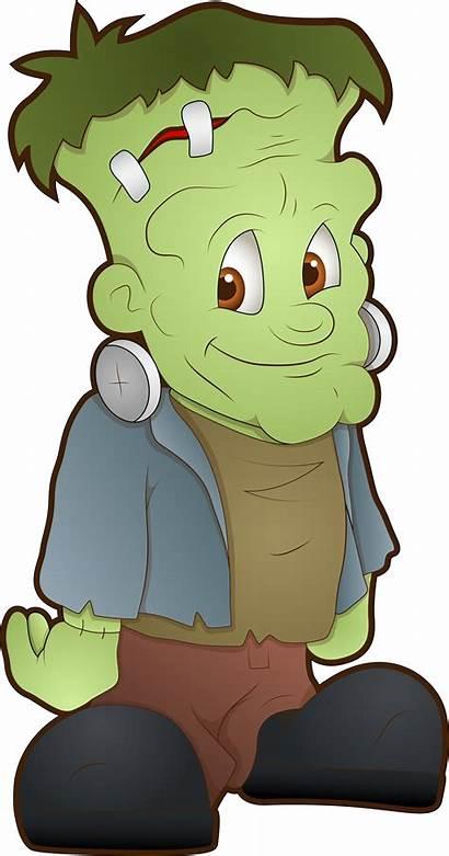 Frankenstein Cartoon Monster Character Musings Midweek Stanley