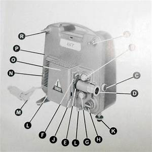 Sears Roebuck And Co 8mm Movie Projector Manual Film For