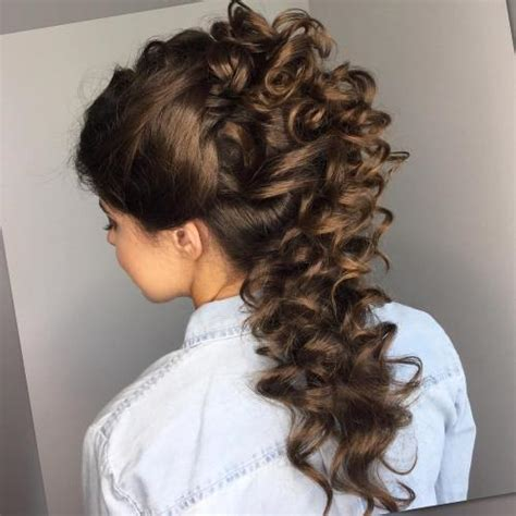 diverse homecoming hairstyles  short medium
