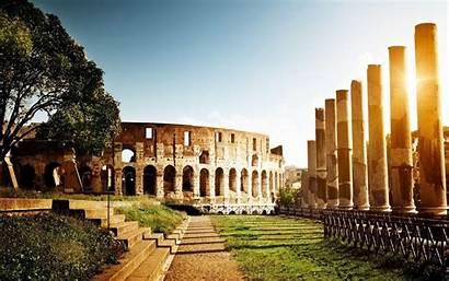 Rome Ancient Wallpapers Roman Desktop Italy Ruins