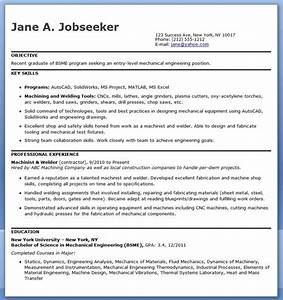 mechanical engineering resume template entry level With engineering resume templates word