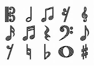 Free Musical Note Icon Vector - Download Free Vector Art ...