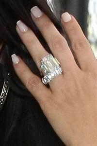what happens to kim kardashian39s rings With kim k wedding ring