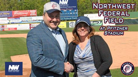 p nats announce field naming rights partnership  northwest federal credit union nationals