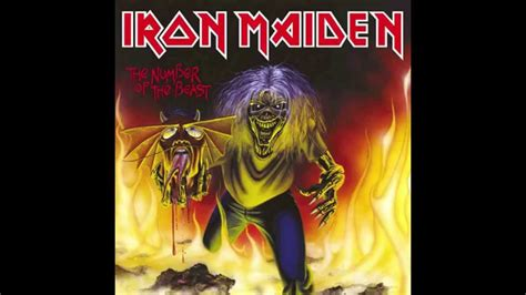 iron maiden  number   beast remember tomorrow