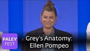 Grey's Anatomy - Ellen Pompeo Reveals Her Top Three ...