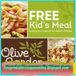 Olive Garden Coupons Printable 2017