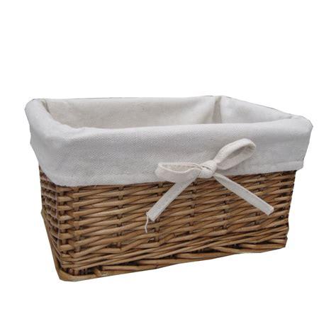 Basket Storage by Buy Wicker Storage Basket From The Basket