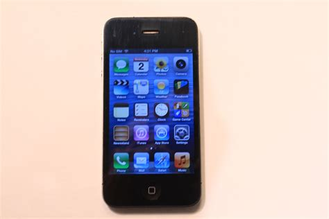 used talk phones for sale apple iphone 4 32gb smart phone at t gsm strait talk
