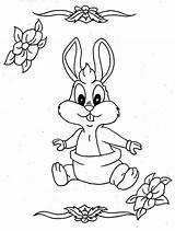 Diaper Coloring Bugs Lovely Drawing Template Pages Bunnies Getdrawings sketch template