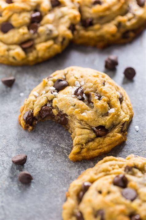vegan chocolate chip cookies the best vegan chocolate chip cookies in the world