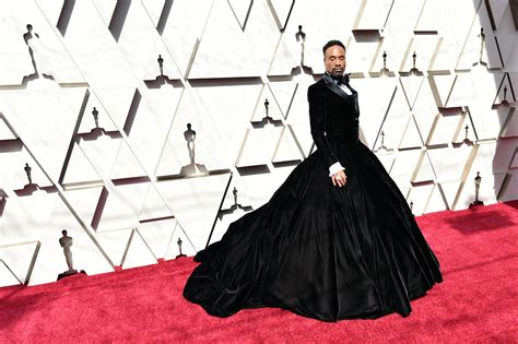 Billy Porter Absolutely Shut Down The Oscars Red Carpet