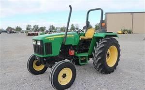 John Deere 5303 Utility Tractor Maintenance Guide  U0026 Parts List