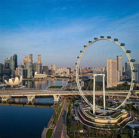 Singapore Flyer Reopens On 23 Jul, Capsules To Be ...
