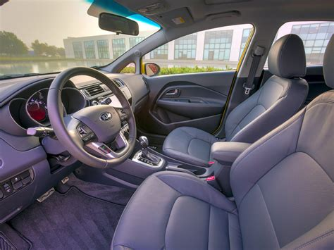 hatchback cars interior 2016 kia rio price photos reviews features