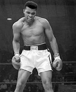 The Wrestling: Muhammad Ali (One Of The Best Fighter Of ...