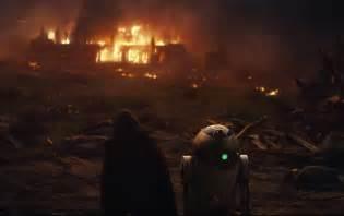 The Last Jedi Star Wars Teaser Trailer
