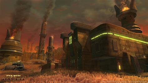 star wars   republic concept art screenshot