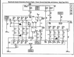 Do You Have Wiring Diagram For A Bose System From A Envoy 2002  The Diagrams I Have Are For The