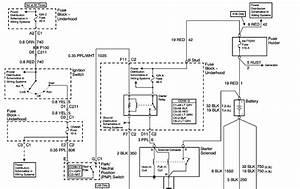 31 2000 S10 Ignition Switch Wiring Diagram